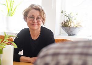 Ingrid Andersson är enhetschef på arbetsmarknadsenheten.