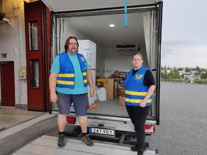 Patrik Norberg och Jeanette Nordin. Bild: privat