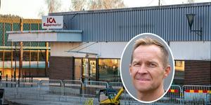 """""""Det är viktigt för samhället att det blir rätt hyresgäst i lokalen där Nordea varit"""". säger Jörgen Sjödin."""