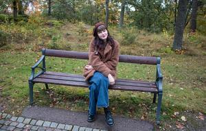 Klara Östlund fyller 20 år den 17 oktober.