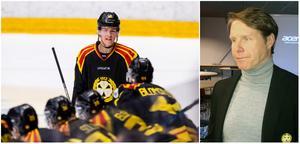 Jesper Boqvist blir kvar i Brynäs – ja, det räknar Andreas Dackell med.