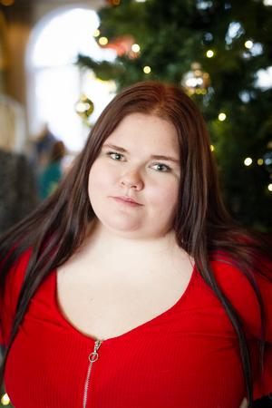 21-åriga Carita Stenberg blev tipsad om kampanjen av sin mamma.