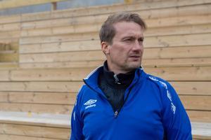 Mats Egland fortsätter som tränare i Härnösands SK.