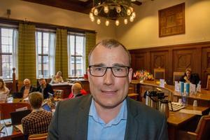 Bengt Gryckdal, mark- och exploateringschef, Östersunds kommun.