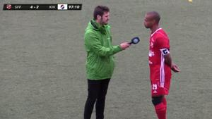Jakob Eklund, Sala FF.