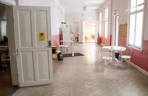 Den gamla stilen i skolbyggnaden ska bevaras när den renoveras enligt fastighetsägarna.