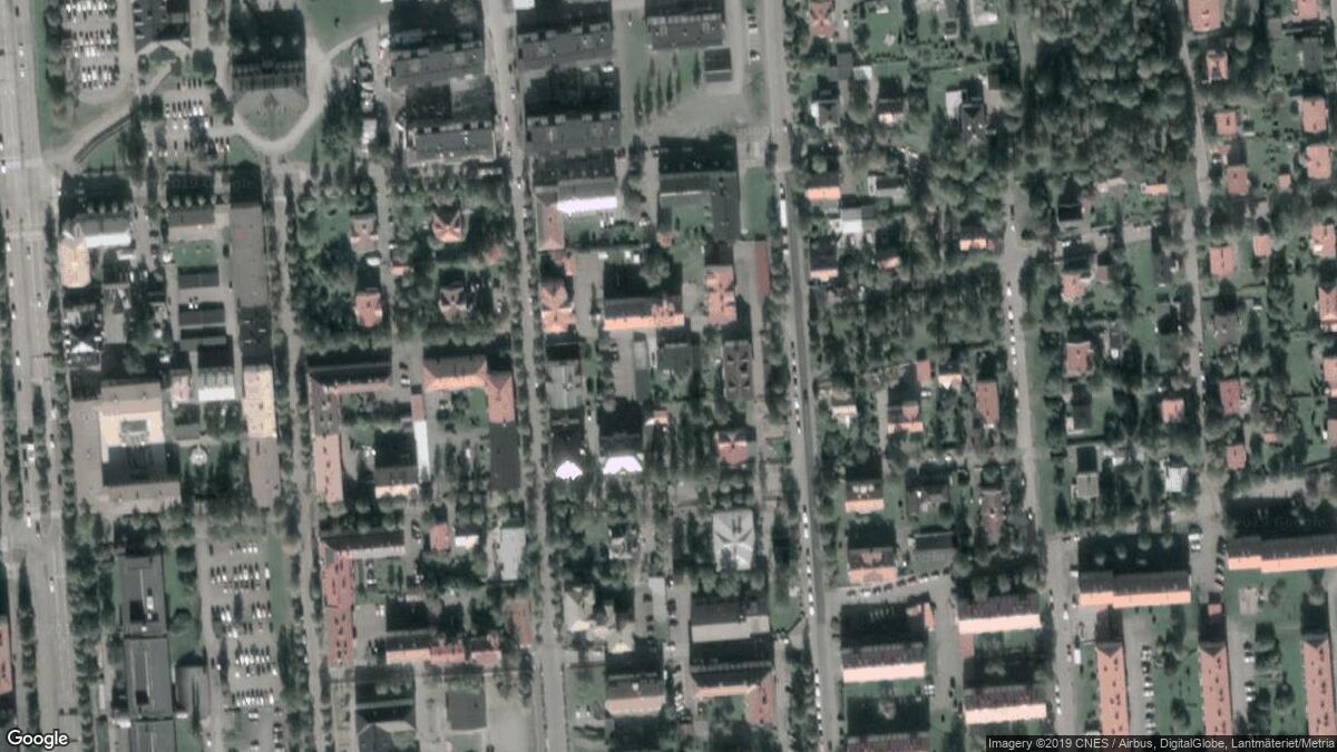120 kvadratmeter stort kedjehus i Östersund sålt för 3600000 kronor
