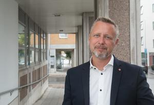 Patrik Isestad (S) är oppositionsråd i Nynäshamn.