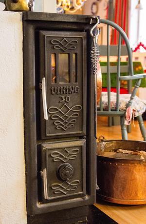 Vid ett långvarigt strömavbrott får hushållet inga problem med att tillaga mat och bevara värmen.