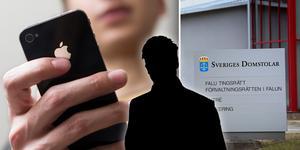 En man åtalas misstänkt för grov fridskränkning. Foto: Fredrik Sandberg/TT, Tomas Nyberg