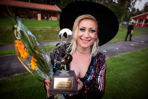 Maria Persson i Blender. Foto: Anton Ryvang