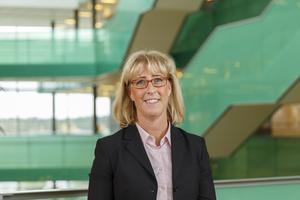 Kajsa de Vall är bygglovschef på Södertälje kommun. Hon blev förvånad över domen i Svea hovrätt. Foto: Pressbild/Christian Ferm