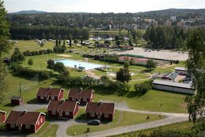 Sollefteå camping.