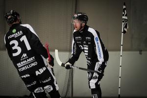 Ted Haraldsson, assistkung i SAIK.