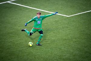 Kubikenborgs målvakt Tim Jangdal.