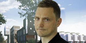 Jan-Erik Lahti, fastighetschef på Arvid Svensson som äger Rocklunda Fastigheter.