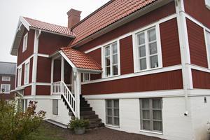 Hans-Larsgården i Lem är från 1890. Och sedan familjen Fagerlind tog över huset har det fått massor av kärlek.