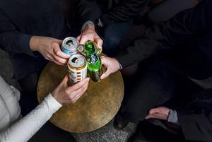Personalfester och alkohol blev resultatet av de svarta pengarna, enligt ordförande Lars Stål.
