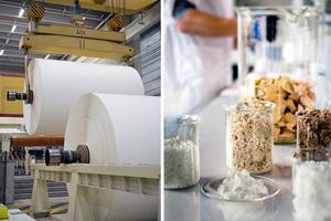 Stora Enso Fors Bruk jobbar hårt för att ligga i framkant när det gäller utveckling. Alla produkter testas nitiskt och noggrant innan de går till produktion.