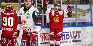 Johan Persson satte såväl Moras kvitteringsmål till 1–1 som den avgörande straffen som betydde två poäng.
