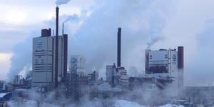 Östrandsfabriken.