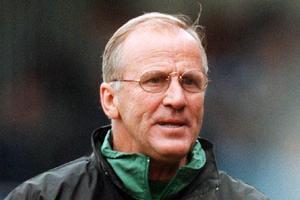 Rolf Zetterlund, 76 år, tränare Malmö 1994–96, Stockholm: