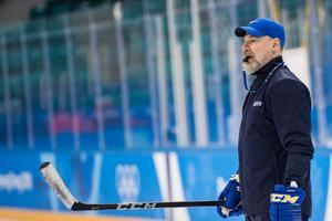 Rikard Grönborg har ställt in sig på kamp i premiären mot Norge. Bild: Petter Arvidson/Bildbyrån