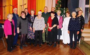 PRO:s  80- och 90-åringar var särskilt inbjudna  Foto. Lars Löök