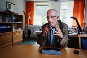 Sune Eriksson, tidigare kommunchef i Nykvarn.
