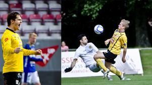 Stellan Carlsson och Robin Ingvarsson.