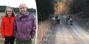 William och Bjarne Sjödin fick ett minne för livet. Bilder: Privat