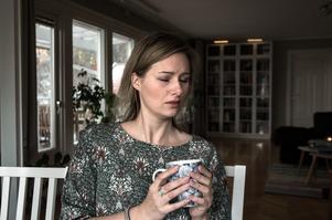 Camilla Westman berättar om Caspers korta liv, som nu ska bli teater.