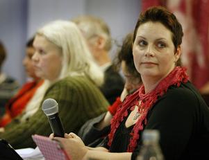 – Vi är absolut inget stödparti till Socialdemokraterna, säger oppositionsrådet Annika Forsström Nordvall (C).