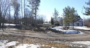 En ny gång- och cykelväg ska byggas till Ankarsviks skola.