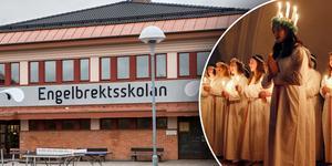 Beslutet att ställa in Engelbrektsskolans luciatåg har upprört känslor bland elever och föräldrar. Bild: Gabriel Rådström/ AP Photo/Dmitri Lovetsky