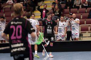 Rasmus Enström gjorde tre mål, och missade en straff, när Falun slog Pixbo med ?? på bortaplan.