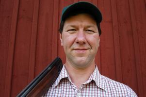 Lars Björk, jaktvårdskonsulent vid Jägareförbundet.