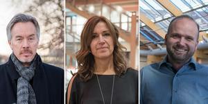 Kampen om vem som får det åtråvärda jobbet som vd för Näringslivsbolaget börjar närma sig slutfasen. Enligt vad ST erfar står det nu mellan Stefan Söderlund, Eva Nyh Hederberg och Lars Persson Skandevall, tre välkända personer för Sundsvallsborna.