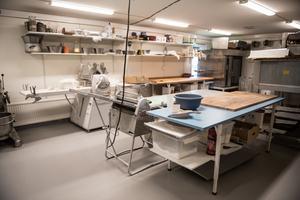 Bageriet i Arnäsvall slog ihop med ett konditori i Kramfors – och fick då även en caféverksamhet.