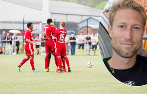 Sala FF och Andreas Ljunggren Eriksson går skilda vägar.