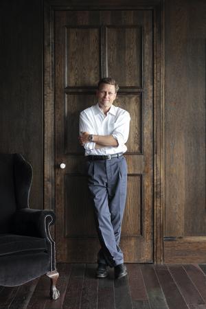 David Baldacci har sålt mer än 100 miljoner exemplar av sina böcker. I