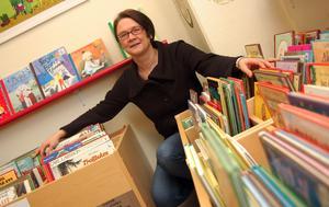 – Skapande skola fungerar bra i Gagnef,. Vi har många engagerade här, säger Liselotte Stöby Ingvarsson, chef för kultur- och fritidsförvaltningen.
