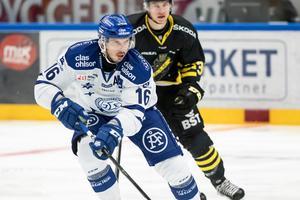 Fredrik Lindgren missar matchen mot AIK. Foto: Daniel Eriksson/Bildbyrån