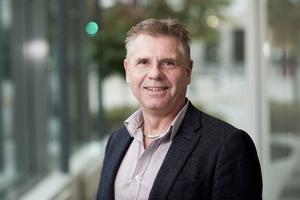 Greger Gustafsson, affärsansvarig offentlig affär på pensionsbolaget Skandia. Foto: Skandia.