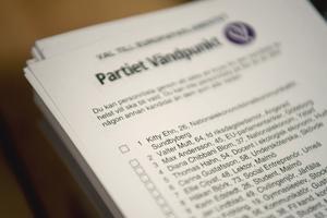 Partiet Vändpunkt vill införa helt ny klimatpolitik. Foto: TT
