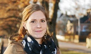 Mimmi Hodzic, förvaltningschef för tekniska förvaltningen på Örebro kommun.
