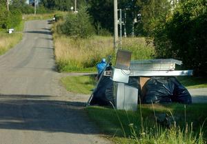 Max två kubikmeter är vad som kommer plockas med när kommunen erbjuder hämtning av grovsopor vid tomtgränsen.