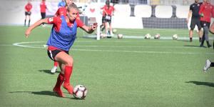 Jenna Hellstrom är tillbaka i Örebro efter VM-äventyret.