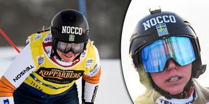 Lisa Andersson till vänster och Sandra Näslund till höger.