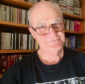 Johan Berlekom fyller 80. Foto Ann Beskow